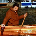 Canoeing with Ron Swanson picture 9