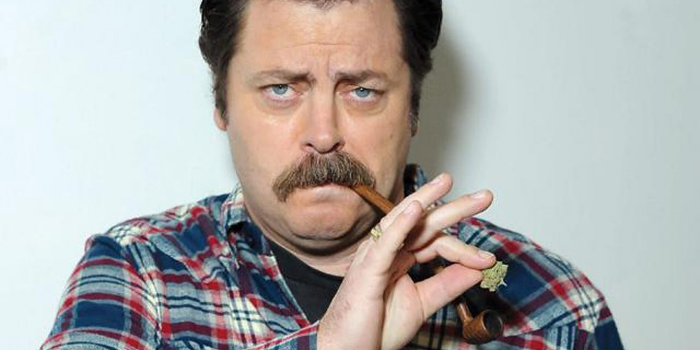 Nick Offerman: The HIGH TIMES Interview