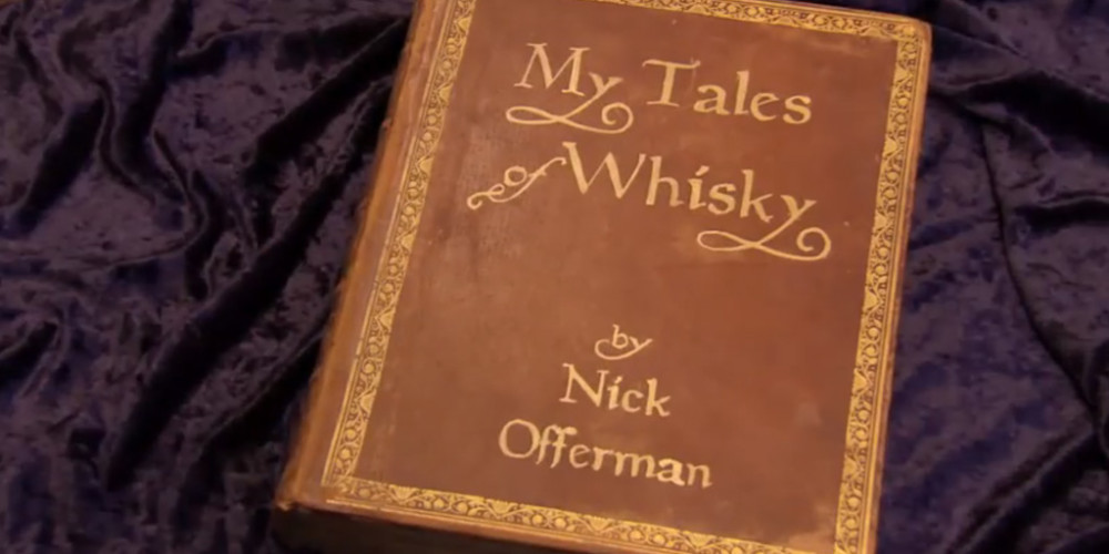 My Tales of Whisky by Nick Offerman