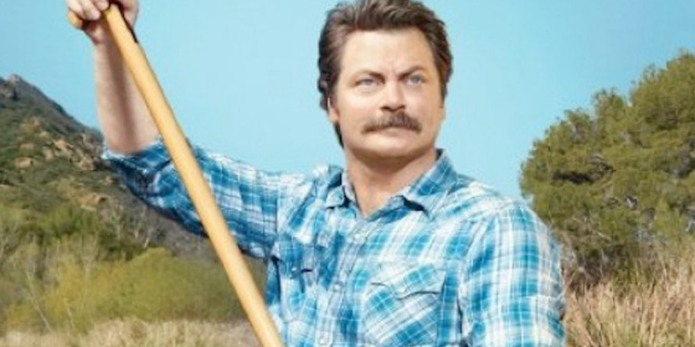 Nerdist Podcast: Nick Offerman Returns