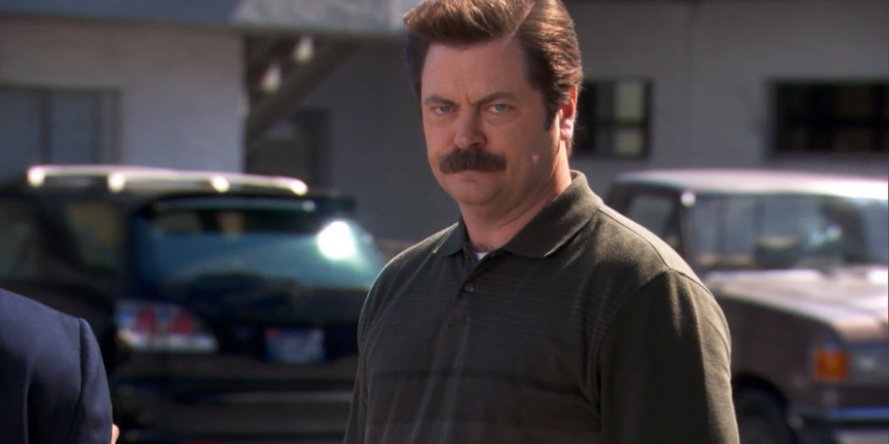 Nick Offerman Discusses The Final Season And If Ron Swanson Has Changed