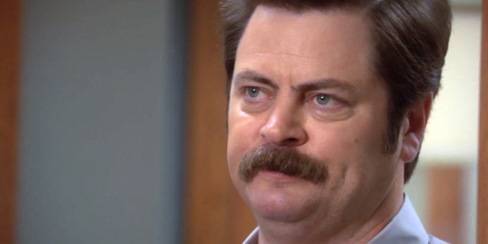 Ron Swanson reveals his dying wish.