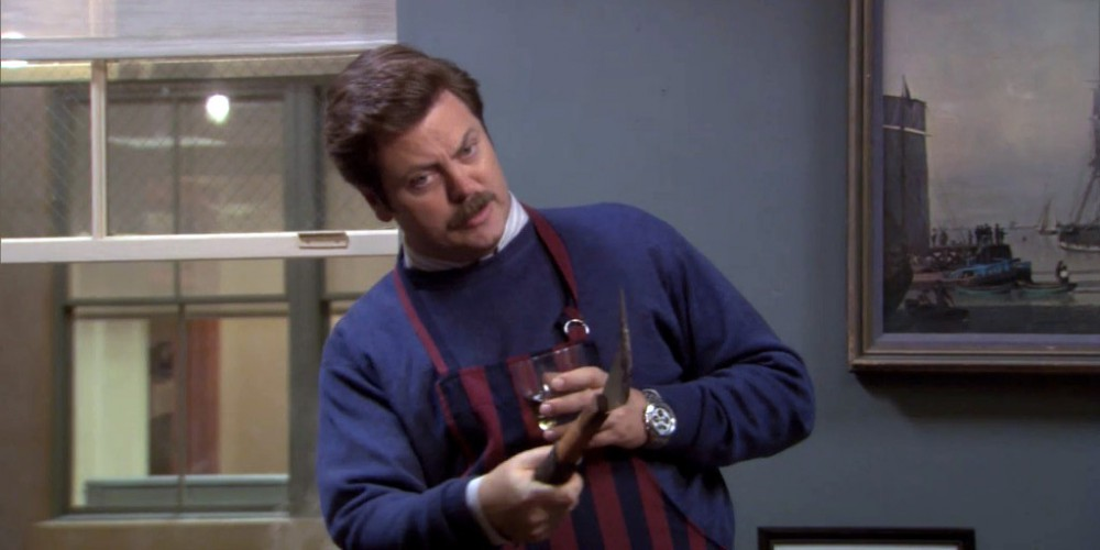 Ron Swanson explains Libertarianism picture 2