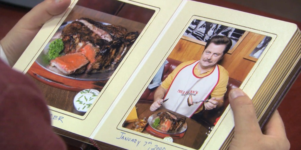 Ron Swanson Swanson's Mulligan's photo album picture 4