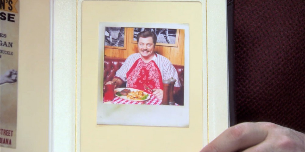 Ron Swanson Swanson's Mulligan's photo album picture 7