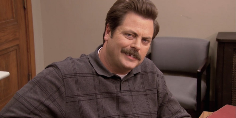 Ron Swanson pulled his own tooth out picture 7