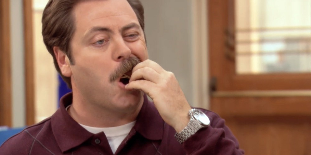 Ron Swanson Swanson's tax lesson picture 3
