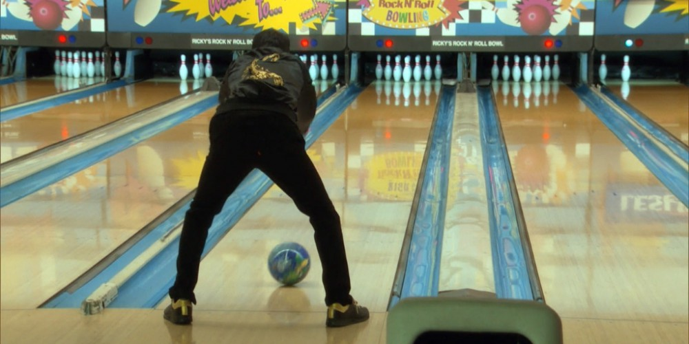 Ron Swanson grows more frustrated with Tom's bowling picture 2