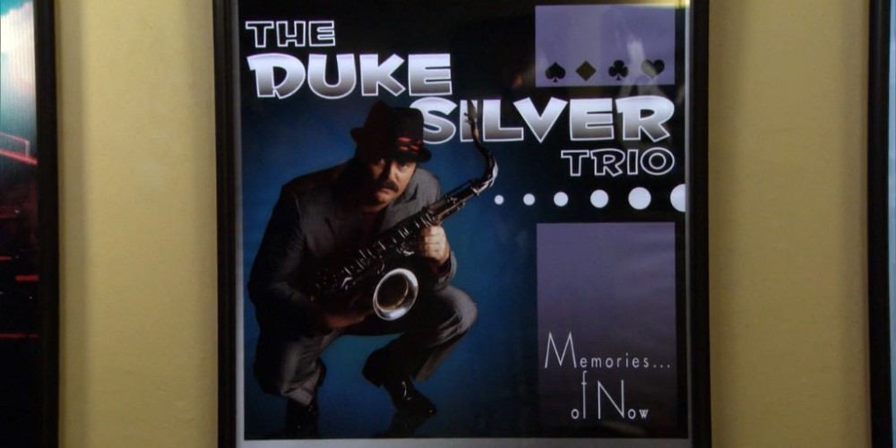 Local saxophone legend named Duke Silver picture 1