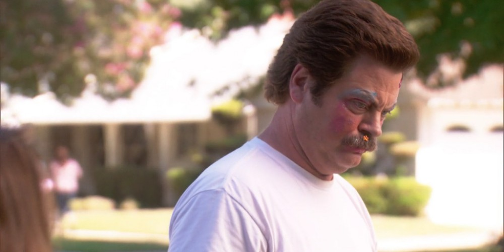 Ron Swanson the Princess picture4
