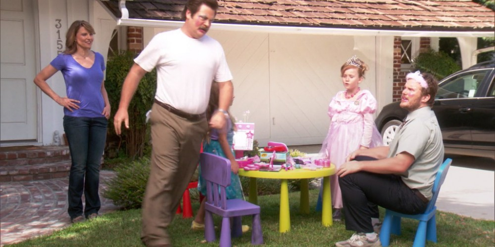 Ron Swanson the Princess picture5