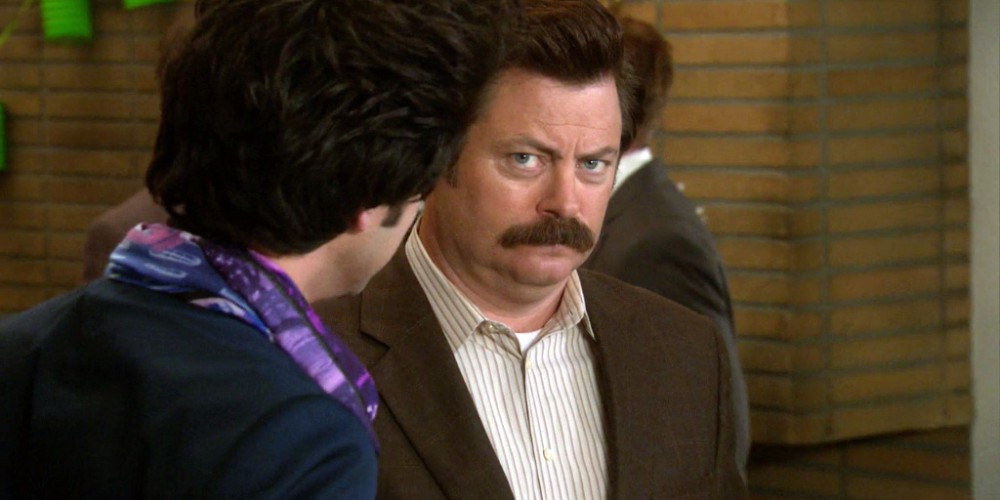 Ron Swanson and Jean Ralphio picture3