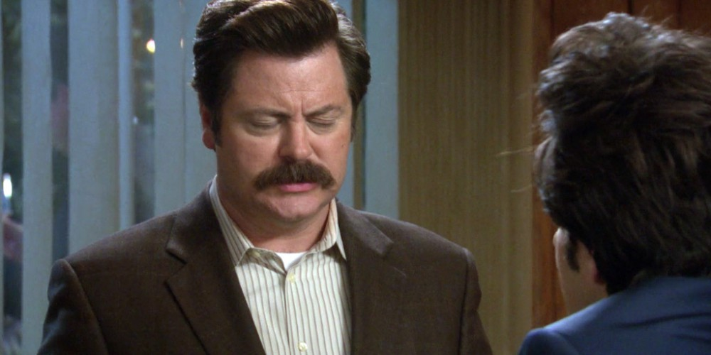 Ron Swanson and Jean Ralphio picture6