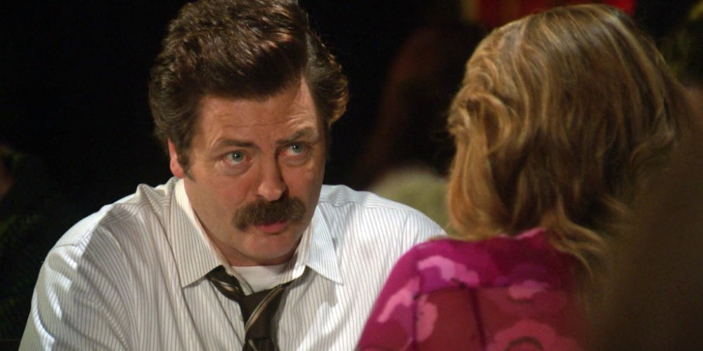 Ron Swanson would visit Europe for Diane