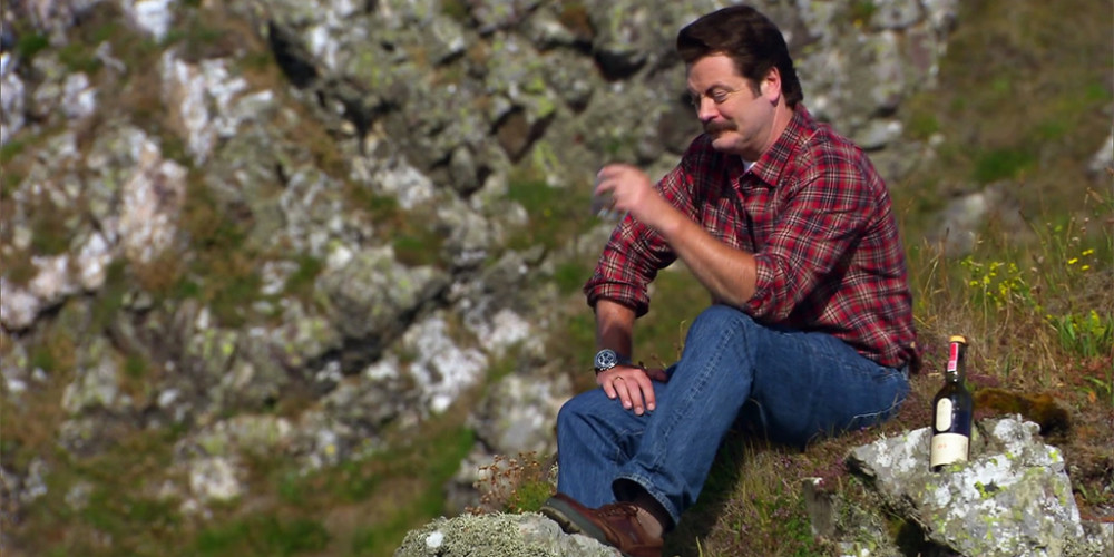 Ron Swanson's journey to Lagavulin picture11