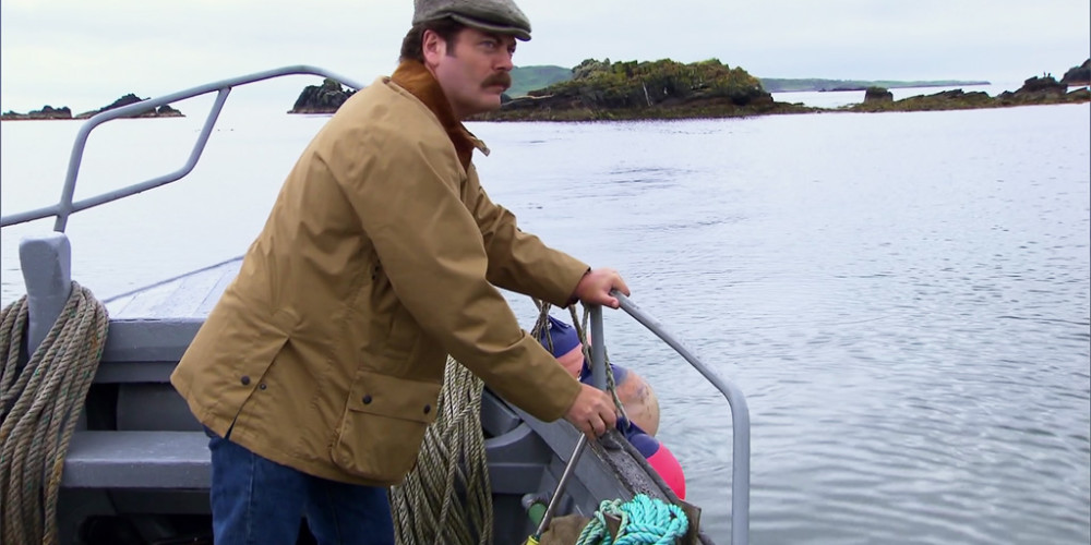 Ron Swanson's journey to Lagavulin picture5