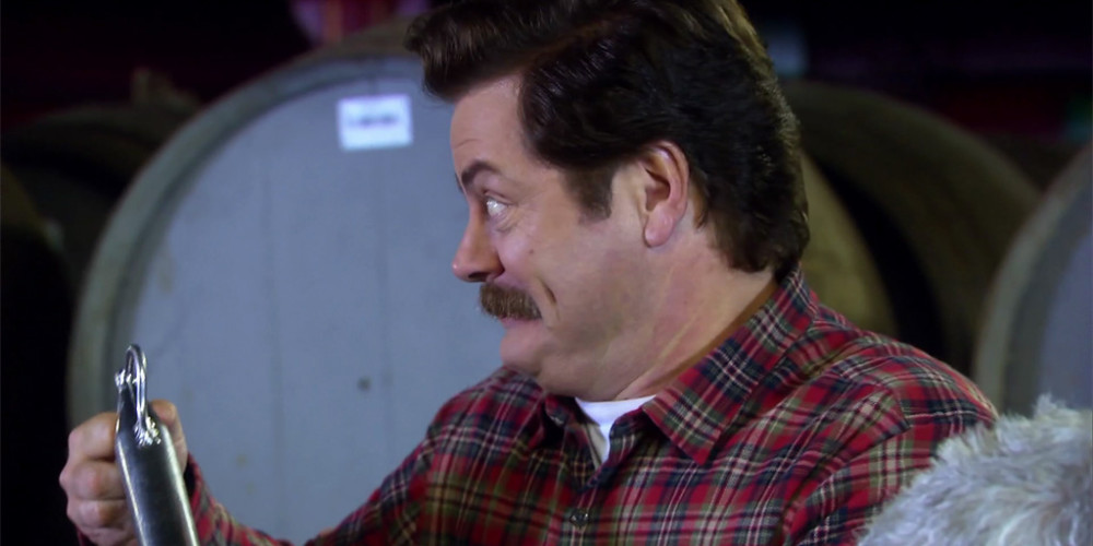 Ron Swanson's journey to Lagavulin picture8