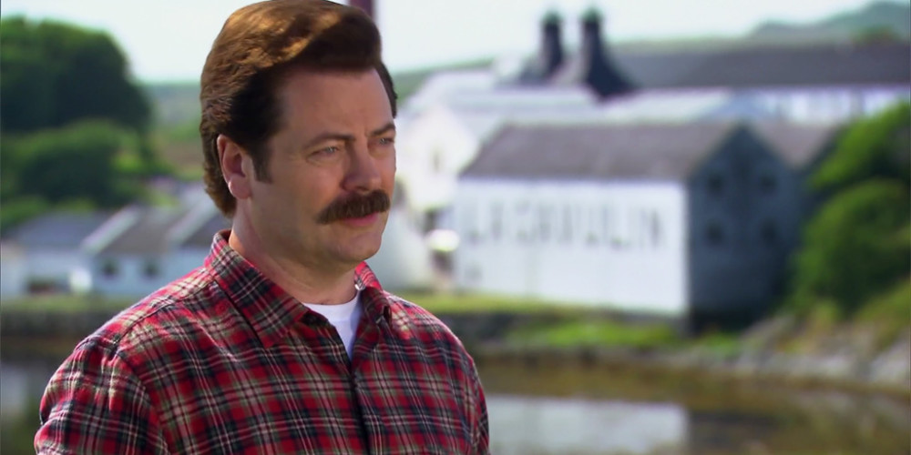 Ron Swanson's journey to Lagavulin picture9