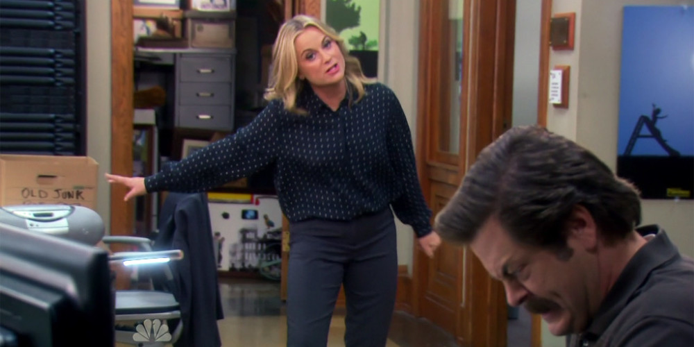Leslie Knope We Didn't Start the Fire picture8
