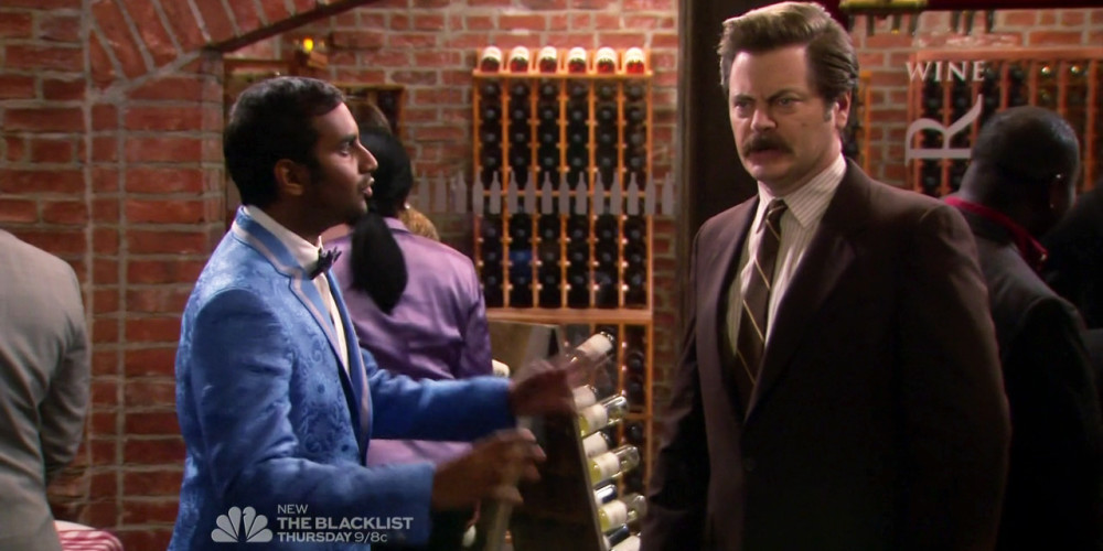 Ron Swanson gets cut off from small hamburgers and all food service picture2