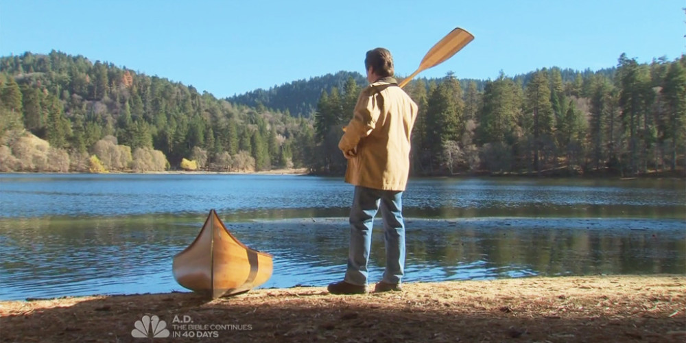 Ron Swanson Goes Canoeing picture3