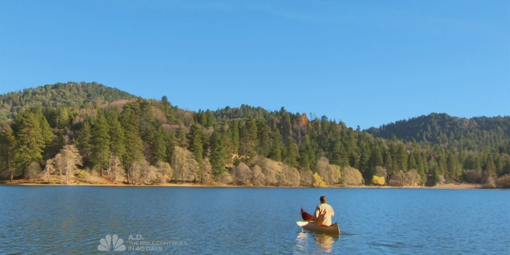Ron Swanson Goes Canoeing picture5