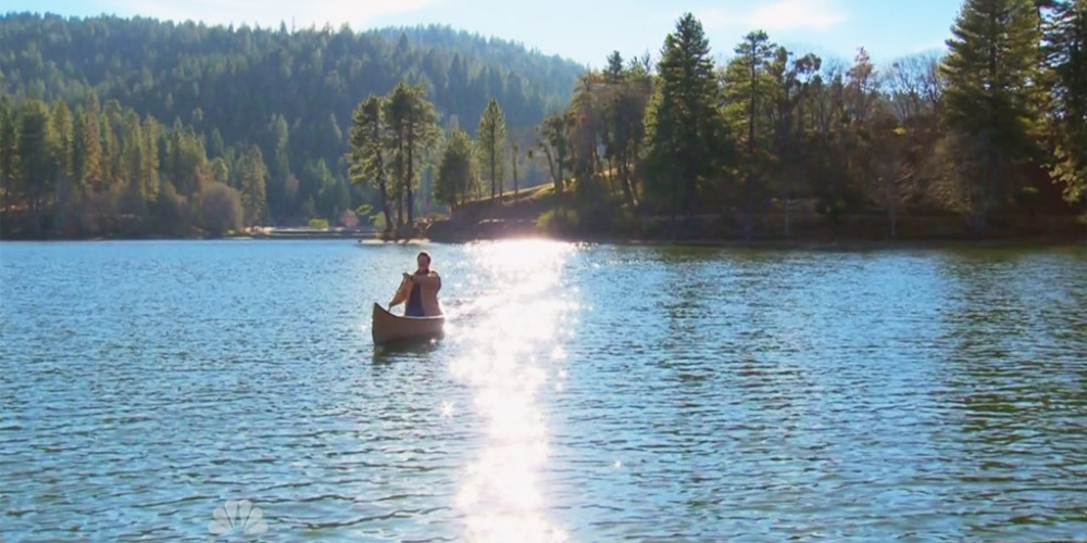 Ron Swanson Goes Canoeing picture8