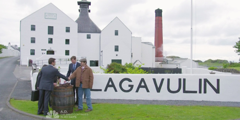Ron Swanson owns fifty one percent of the Lagavulin Distillery picture1