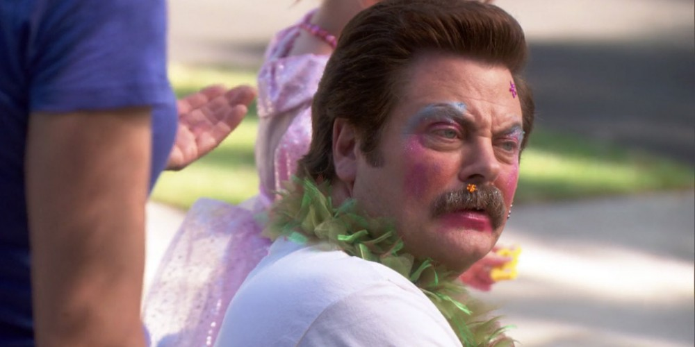 Ron Swanson the Princess picture3