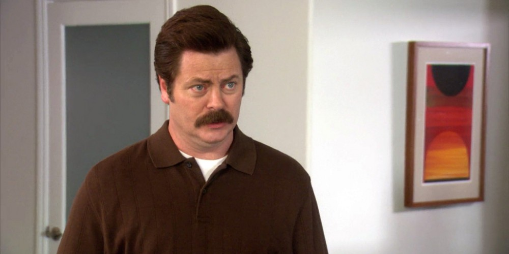 why Ron Swanson will invest