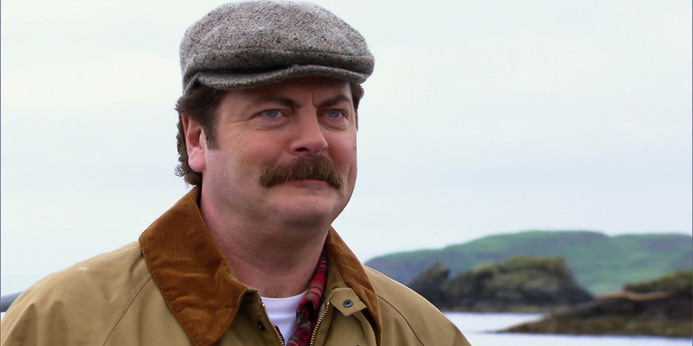 Ron Swanson's journey to Lagavulin picture6
