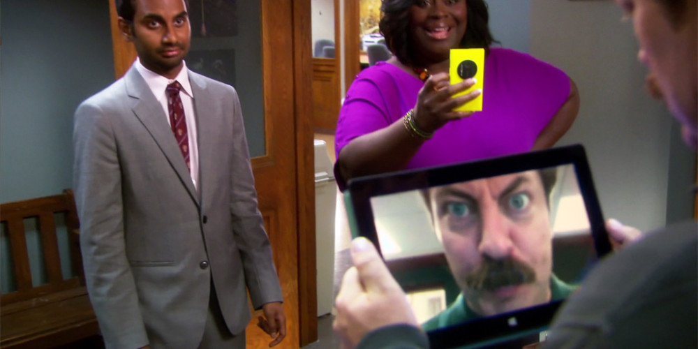 Ron Swanson accidentally created a Vine of himself