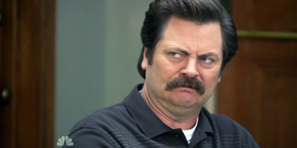 Ron Swanson We Didn't Start the Fire picture4