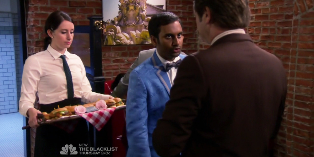 Ron Swanson gets cut off from small hamburgers and all food service picture1