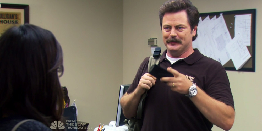 Ron Swanson loves puzzles picture3