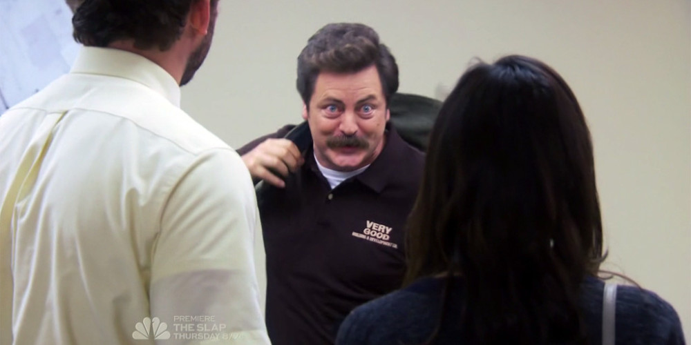 Ron Swanson loves puzzles picture4