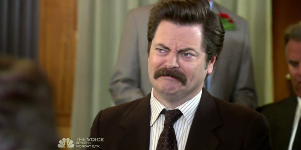 Ron Swanson reveals what he liked so much about Salvatore