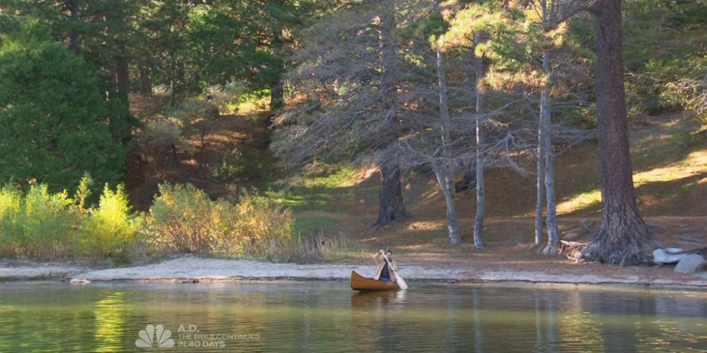 Ron Swanson Goes Canoeing picture4
